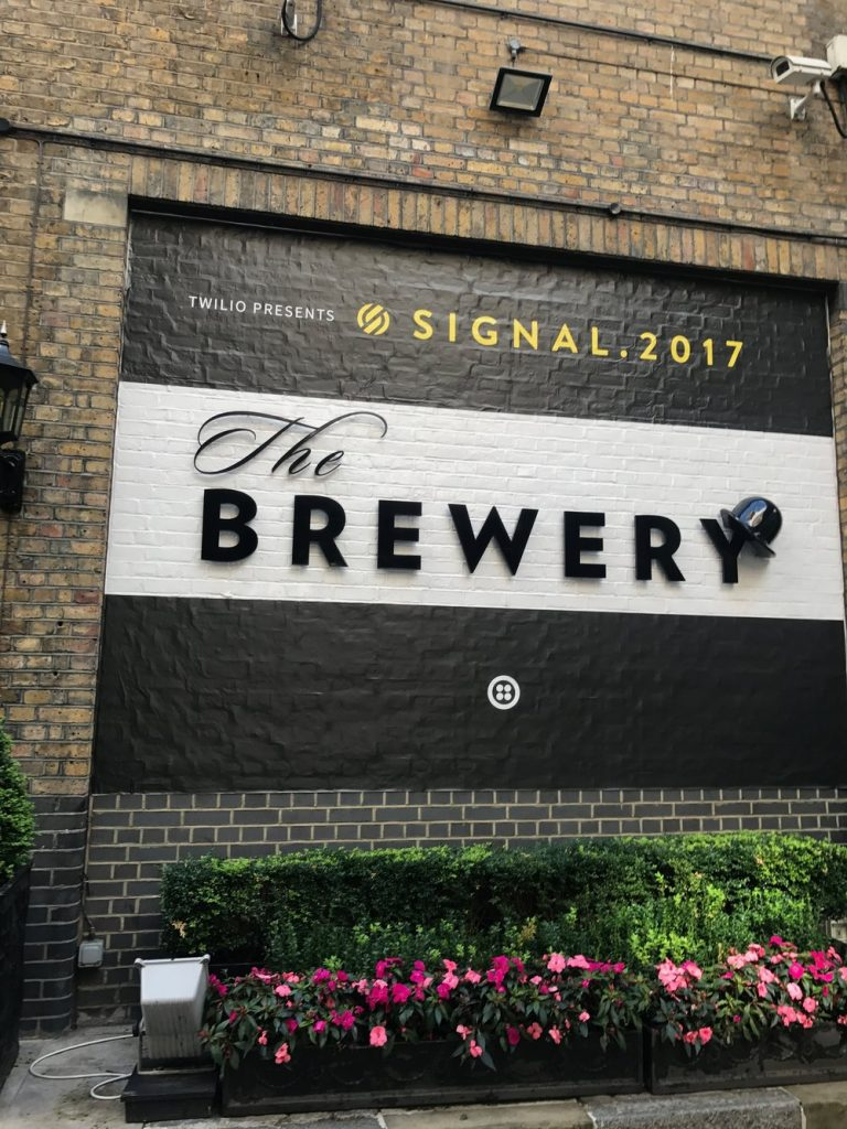SIGNAL 2017 - The developer conference hosted by Twilio